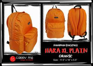 Hanuman Hara XL plain backpack