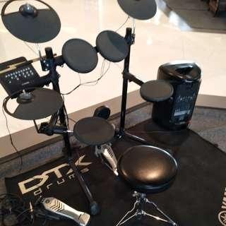 Drums yamaha dtx bisa dicicil tanpa kartu kredit proses 3 menit