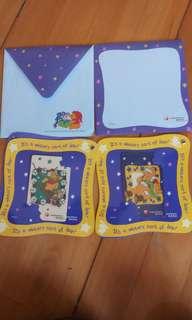 香港電訊1997 Winnie the pooh電話卡