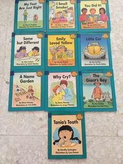 Sunshine preschool readers