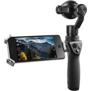Kredit DJI Osmo + Handheld Gimbal With 4K Zoom Camera