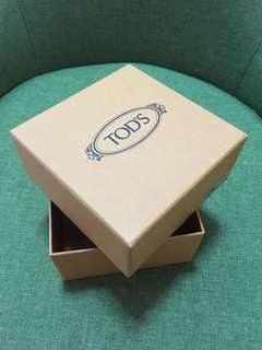 Tods belt box