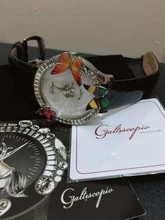 Galtiscopio Mes Elegant Watch 迦堤 法國腕錶