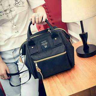 Free Shipping Anello Small 3 way Bag