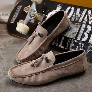 🏘URBAN🏘 Fundum Tassel Crossbar Loafers Slip On Loafers Shoes