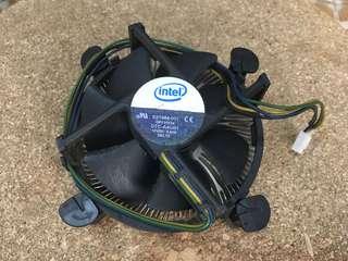 原裝LGA775 CPU heatsink / cooler