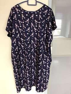 Plus size 3XL unicorn dress