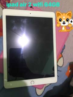 Ipad  Air  Wifi 2