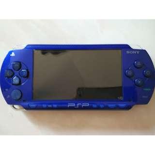 SONY PSP BLUE 1000