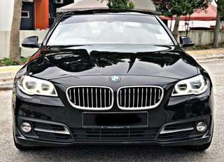 Sambung bayar or continue loan BMW F10 520i