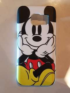 Hard Case model mickey mouse samsung S7