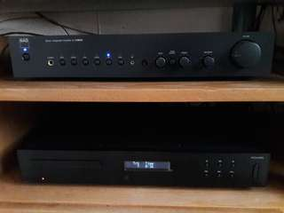 Audiolab 8200CD OLED Audiophile CD Player