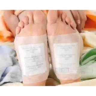 Kinoki Foot Pad (10pcs=SGD4)
