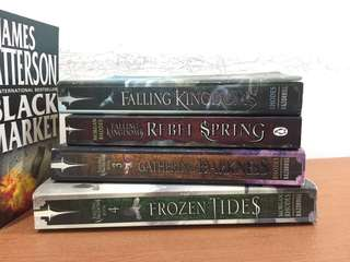 Falling Kingdoms Series
