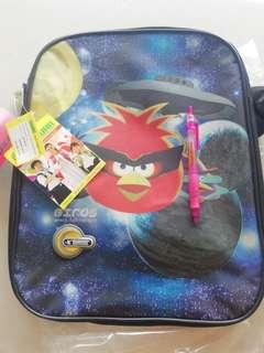 Swan satchel school bag NEW