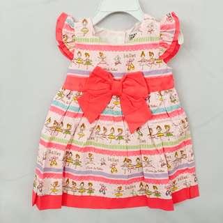 Girl Cute Ballerina Dress SB 022