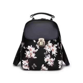 Bagpack floral