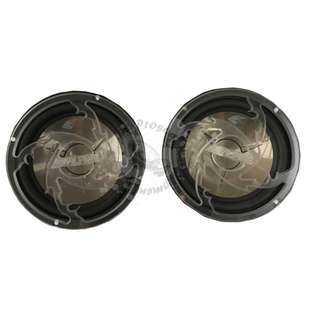 "CAR AUDIO SPEAKER GRILL 6.5"" COVERS PAIR (LPNE)"