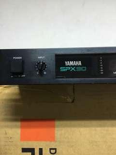 Yamaha SPX effect unit