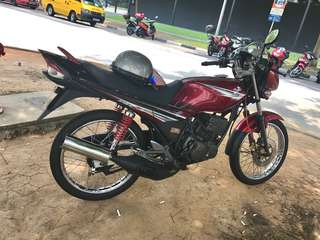 Yamaha RXZ 3BS