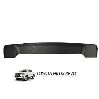 TOYOTA HILUX REVO ABS TOP SPOILER (BLACK)