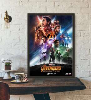 Avengers Infinity War Posters🌟