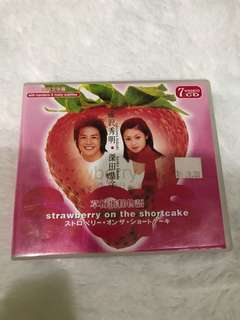 VCD Strawberry on the shortcake