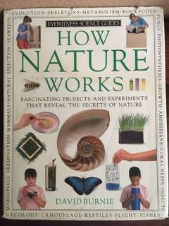 Nature book for kid