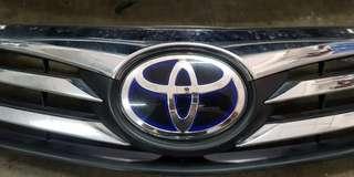 Toyota hybird logo
