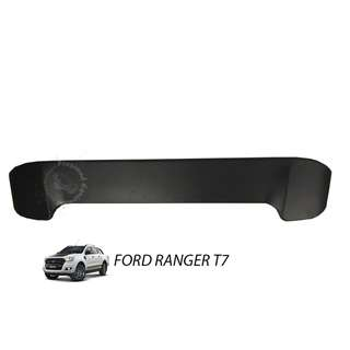 FORD RANGER T7 ABS TOP SPOILER (BLACK)