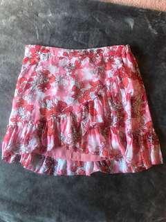 Seed pink skirt