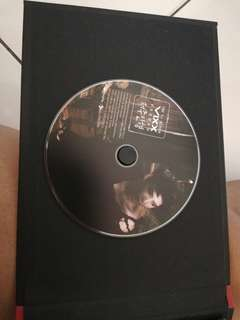 [DAMAGED] VIXX VOODOO WITH LEO CD PLATE