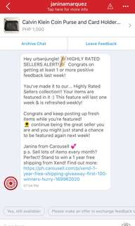 Thank you Carousell and buyers !!!