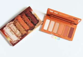 Urban Decay Naked Heat Petite Palette