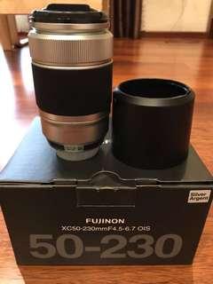FujiFilm Fujinon XC 50-230mm