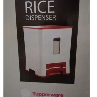Tupperware rice dispenser
