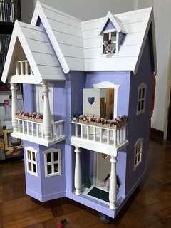 Huge Doll House