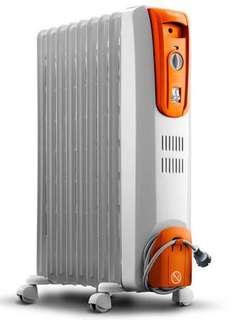 DeLonghi Oil Filled Radiators Heater
