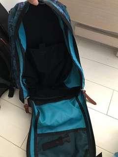 gregorya  藍花背包
