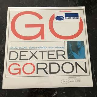 Dexter Gordon - Go . Vinyl Lp. New