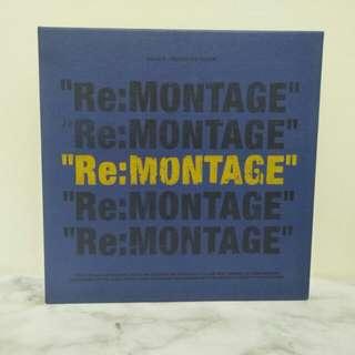 Block B Re:Montage 專輯