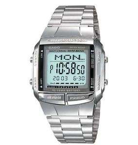 Pre-Order : ORIGINAL CASIO DIGITAL ILLUMINATOR Silver WATCH