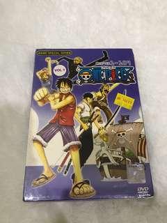 DVD Onepiece