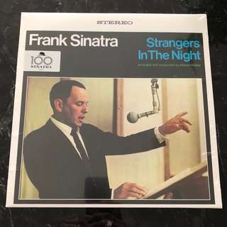 Frank Sinatra - Strangers in the night. Vinyl Lp . New