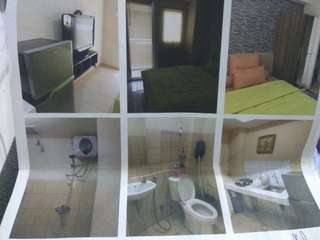 Apartemen paku buwono terace type studio full furnish