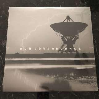 Bon Jovi - Bounce. Vinyl Lp. New