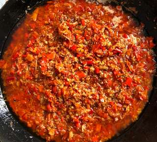懷舊榣柱辣椒🌶️醬