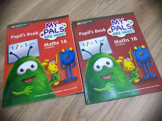 MY PALS ARE HERE! MATH 1A & 1B