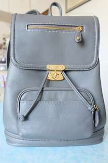 (99% NEW) Jill Scott Real Leather Backpack 真皮背包