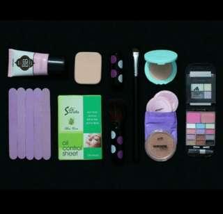 Makeup&ToolsBundleSet